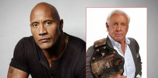 Dwayne 'The Rock' Johnson & WWE To Collaborate For Ric Flair's Biopic?