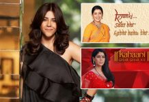 Should Ekta Kapoor Amid Lockdown Get Kyunki Saas Bhi Kabhi Bahu Thi & Kahaani Ghar Ghar Ki Re-Runs Too On TV?