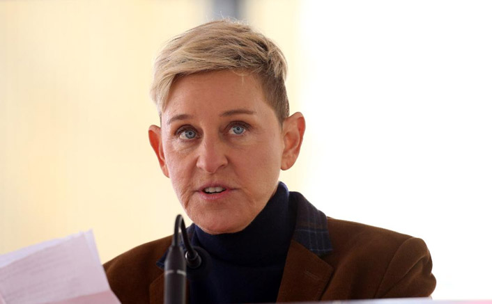 Ellen DeGeneres SLAMMED For Joking & Comparing Coronavirus Lockdown To A Prison