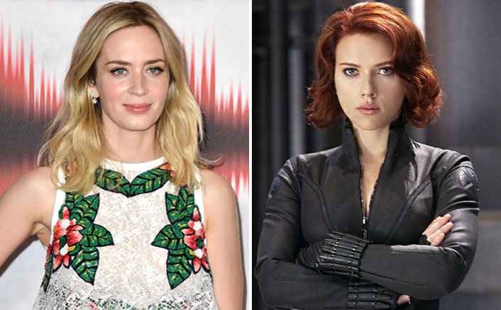 """Avengers' Black Widow Scarlett Johansson On NOT Being First Choice For The Role: """"Made A Career Out Of Being A 2nd Choice"""""""