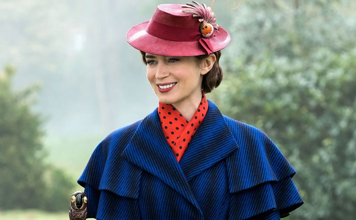 """Emily Blunt On Mary Poppins Returns Soundtrack: """"It Was Just Like A Lovely Respite From Boozing"""""""
