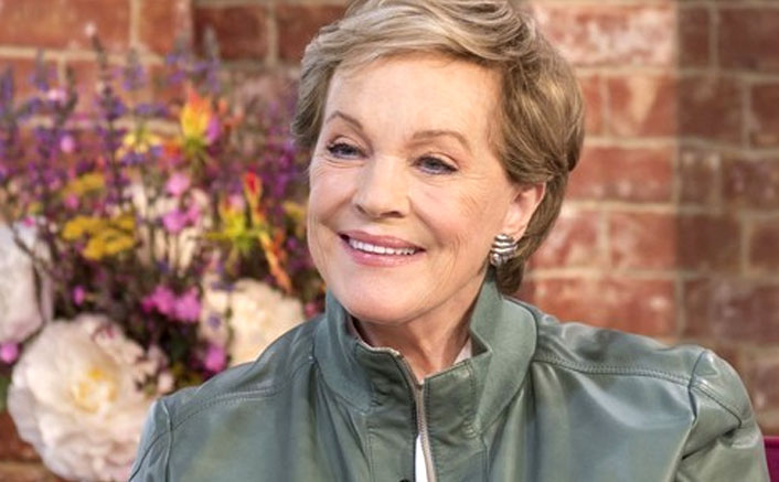 Julie Andrews on evading casting couch in Hollywood