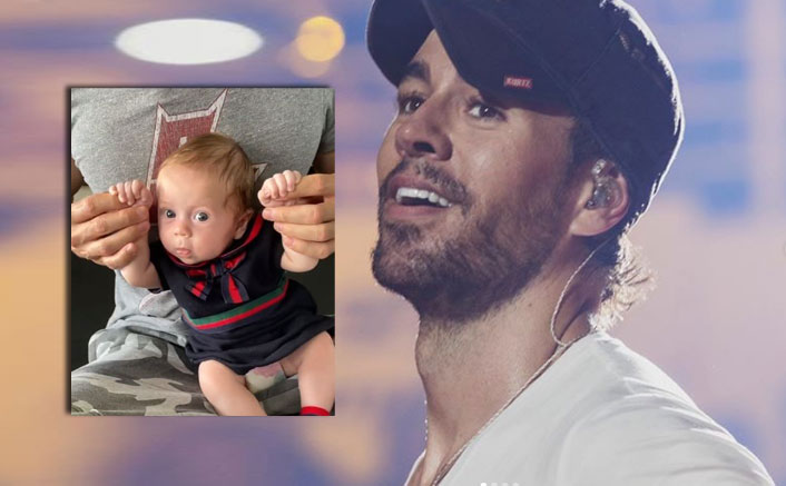 Enrique Iglesias' Daddy-Daughter Dance With His Two-Month-Old Baby Is Too Cute To Miss Out On!