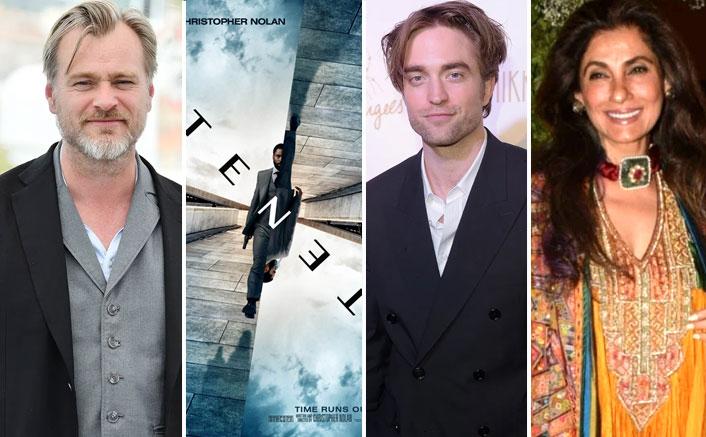 EXCLUSIVE! Dimple Kapadia's Character Update From Christopher Nolan's Tenet Ft. Robert Pattinson & John David Washington