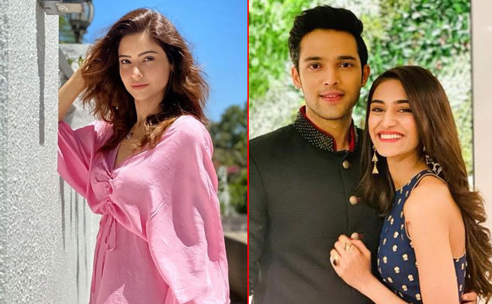 EXCLUSIVE! Kasautii Zindagii Kay 2: Aamna Sharif AKA Komolika FINALLY Breaks Her Silence On Erica Fernandes & Parth Samthaan's Relationship!