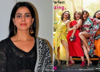 EXCLUSIVE! Kirti Kulhari Has A Message For All The Men Watching Four More Shots Please!