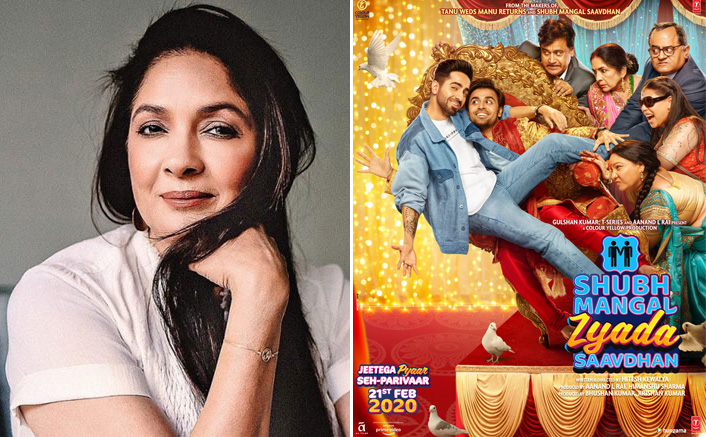 Exclusive! Neena Gupta's SHOCKING Revelation On Shubh Mangal Zyada Saavdhan's Failure