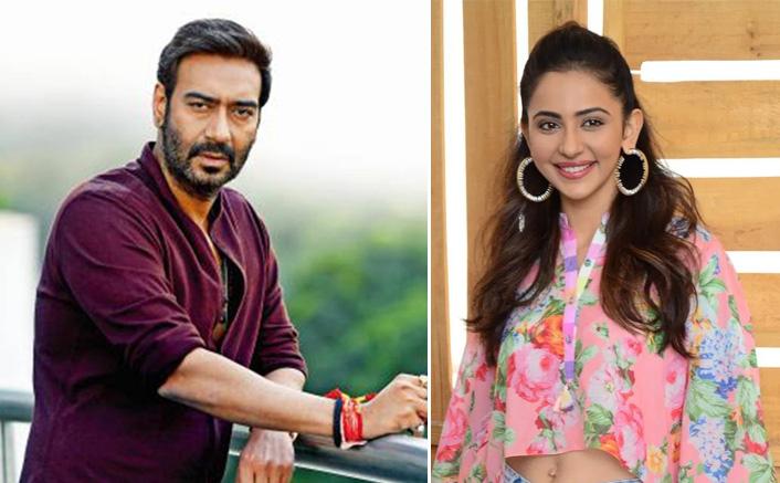 EXCLUSIVE: Rakul Preet Singh Feels Ajay Devgn Is A 'Legend' & Remembers How He Made It Easy For Her During De De Pyaar De