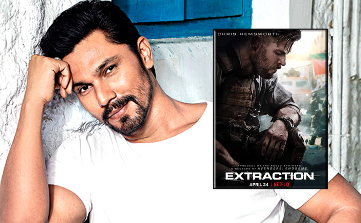 "EXCLUSIVE! Randeep Hooda On Netflix's Extraction: ""I Hope It Will Open Out More Doors For Me, Though I Just Have To Stop Closing Them"""