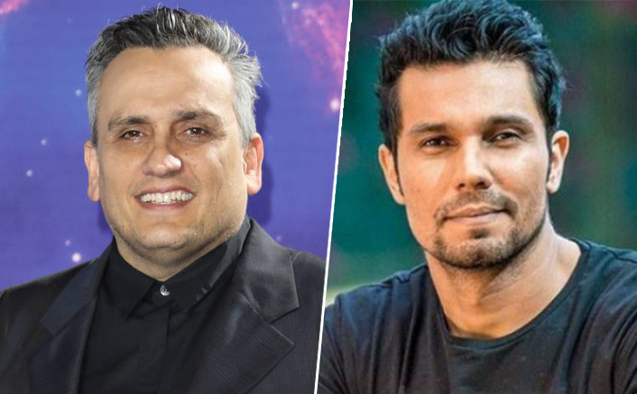 EXCLUSIVE! Randeep Hooda Reveals Having Avengers: Endgame Co-Director Joe Russo Being There During Extraction's Action Sequences