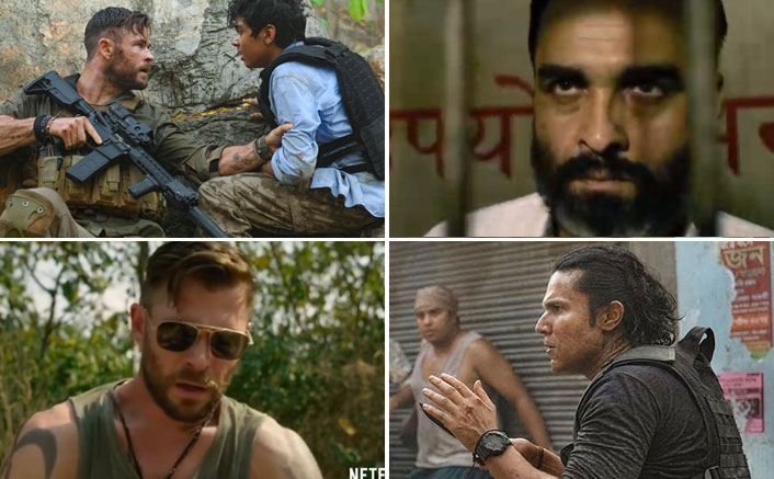 Extraction Trailer (Netflix): Chris Hemsworth Action-Thriller Starring Pankaj Tripathi, David Harbour 'Extract' Your Attention Like Nothing Else