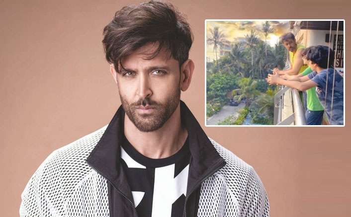 Fans Ask Hrithik Roshan If He Is Smoking In A Picture Shared On Instagram, His Reply Is Winning The Internet