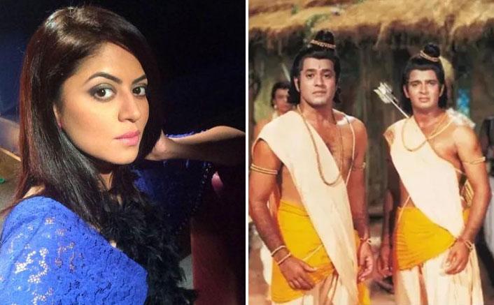 FIR actress Kavika Kaushik Blasts People Watching Ramayan Amid The Lockdown & Here's Why