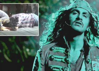 #FlashbackFriday: Ranbir Kapoor & Imtiaz Ali's 'Sashtang Pranam' In This Making Of Rockstar's Nadaan Parinde Is GOOSEBUMPS Galore