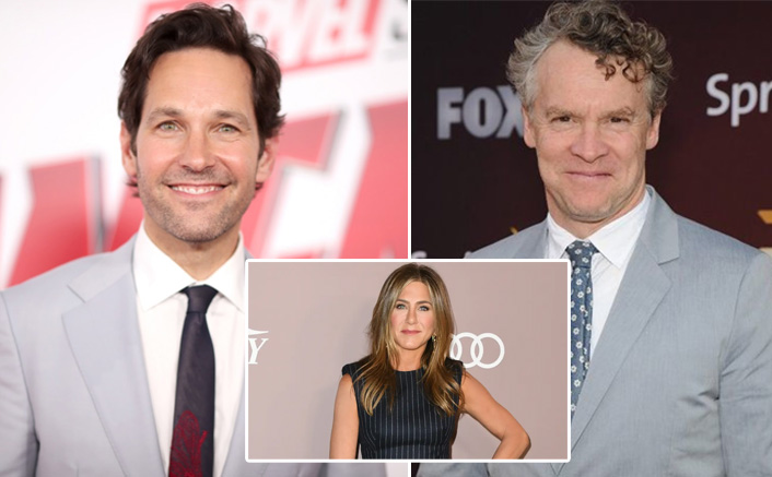#FlashbackFriday: When Jennifer Aniston's Exes Tate Donovan AKA Joshua & Paul Rudd AKA Mike Said Shooting FRIENDS With Her Was Tough After Break-Up!