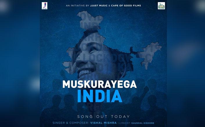 Akshay Kumar, Tiger Shroff & A Dozen Of Other Bollywood Celebs Come Together For 'Muskurayega India'