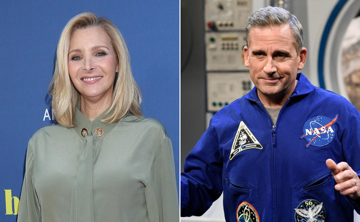 FRIENDS' Phoebe Lisa Kudrow Joins The Office's Mike Steve Carell For Netflix's 'Space Force'