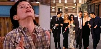 FRIENDS Trivia #2: When Courteney Cox AKA Monica Revolutionised Women Orgasms With Her 'SEVEN' Act!