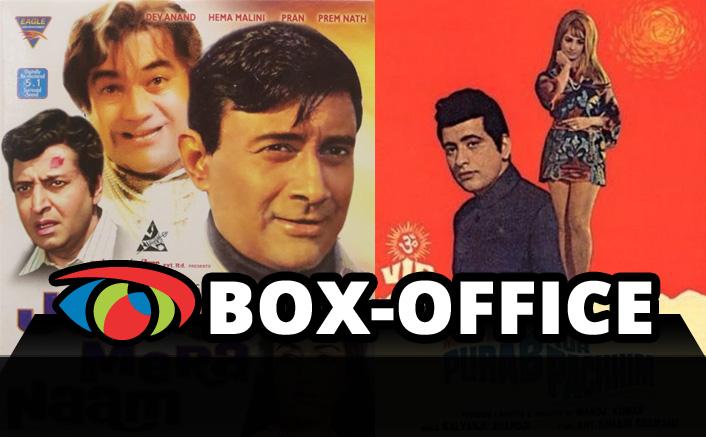 From Dev Anand's Johny Mera Naam To Manoj Kumar's Purab Aur Pashchim - Top Bollywood Box Office Grossers Of 1970