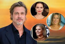 From Jennifer Aniston To Angelina Jolie, Here's The List Of FAMOUS Women, Brad Pitt Has Ever Dated