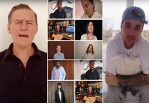 From Justin Bieber To Bryan Adams, 25 Celebs Come Together Reprising Late Bill Withers' Lean On Me' To Raise Charity For COVID-19 Survivors