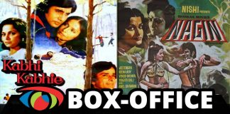 From Nagin To Kabhie Kabhie - Top 10 Bollywood Box Office Grossers Of 1976