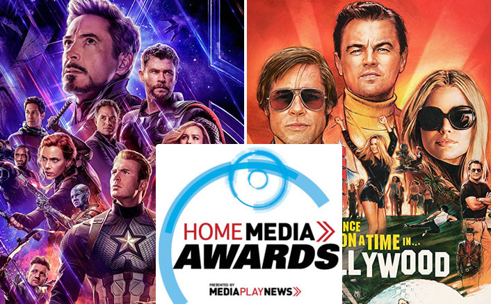 From Once Upon A Time In Hollywood To Avengers: Endgame - Complete List Of The Winners Of 10th Annual Home Media Awards 2020