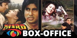 From Raj Kapoor's Ram Teri Ganga Maili To Amitabh Bachchan Starrer Mard - Top 5 Bollywood Grossers Of 1985