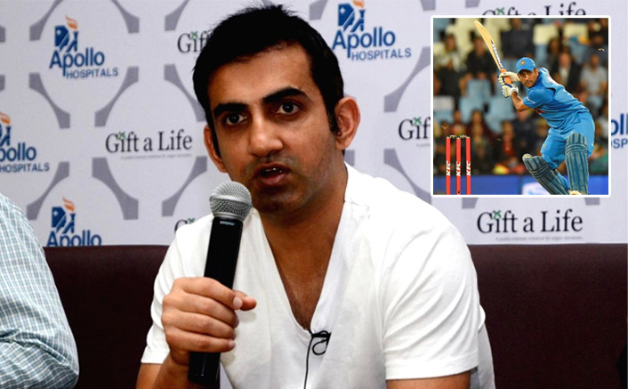 Gautam Gambhir Calls Out ESPN For Crediting 2011 World Cup Win Entirely To MS Dhoni's Six!