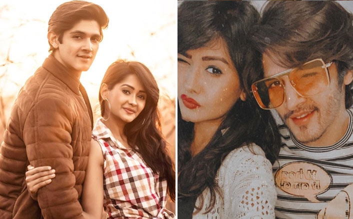 Girlfriend Kanchi Singh wishes Rohan Mehra By Sharing Cute Pictures On Social Media; Check Out Pics