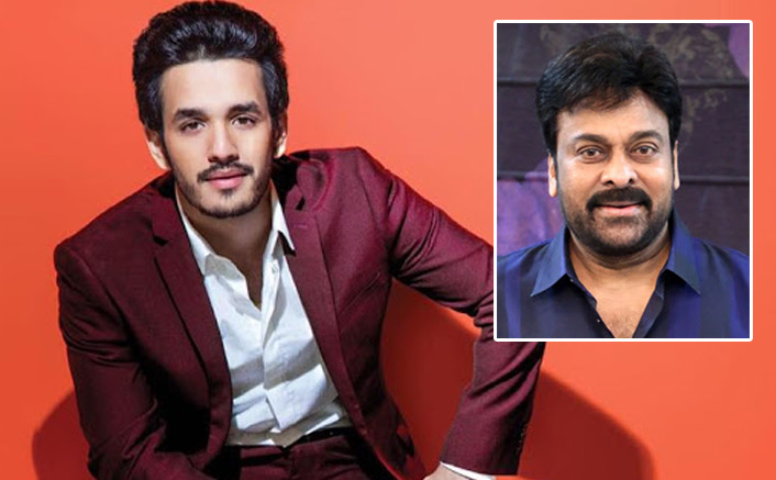 Happy Birthday Akhil Akkineni! Chiranjeevi Shares An Adorable Throwback Picture With The 'Most Eligible Bachelor' Actor