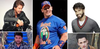 Happy Birthday John Cena: 10 times the wrestler took the internet by storm by sharing pics of Shah Rukh Khan, Ranveer Singh, Asim Riaz and Kapil Sharma