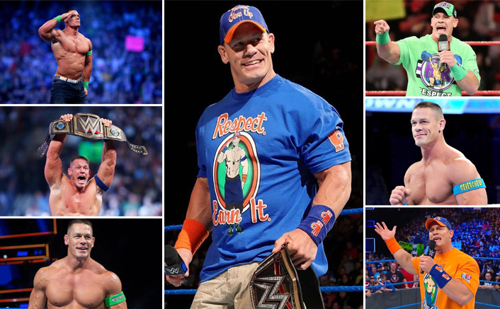 Happy Birthday John Cena! 10 Times WWE Wrestler Took The Internet By Storm By Sharing Pics Of Shah Rukh Khan, Kapil Sharma & Other Indian Celebs