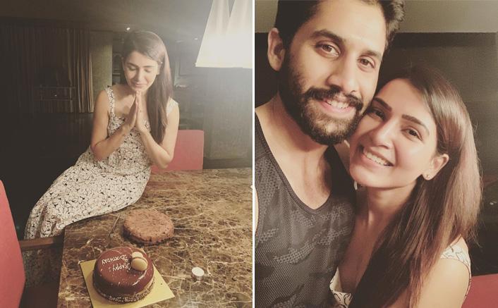 Happy Birthday Samantha Akkineni! Hubby Naga Chaitanya Bakes A Special Cake For Rangasthalam Actress As She Turns 33, WATCH