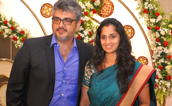 Thala Ajith & Shalini Celebrate Their 20th Marriage Anniversary, Fans Shower Them With Immense Love
