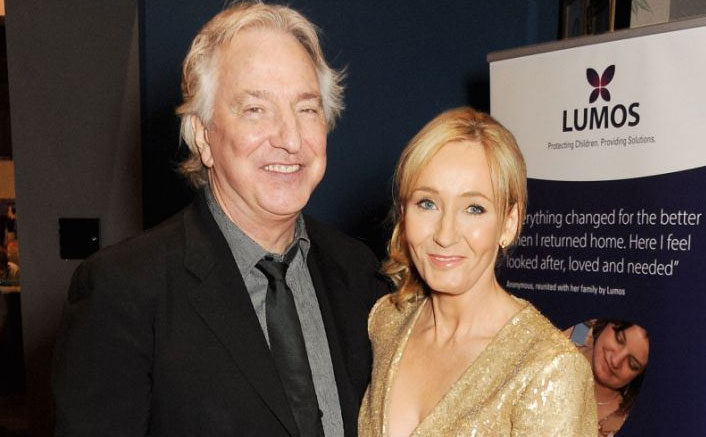 "Harry Potter Author JK Rowling Gets Emotional Remembering Alan Rickman AKA Severus Snape: ""At The Dress Rehearsal I Saw Him..."""