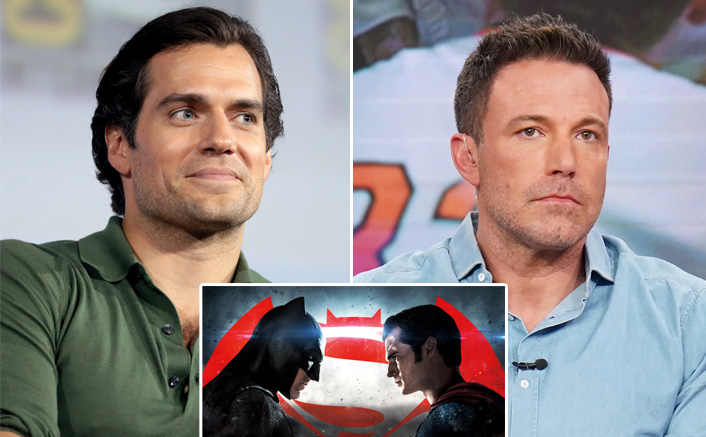 """Henry Cavill On Being Intimidated By Ben Affleck While Shooting Batman V Superman: """"Thought I Was In A Good Shape, Then I Met Ben"""""""