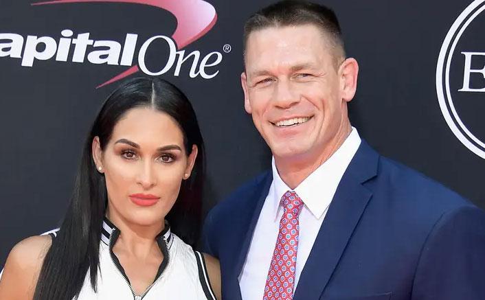 Here's How Nikki Bella Reacted To His Ex-Fiancé John Cena's Match At Wrestlemania 36