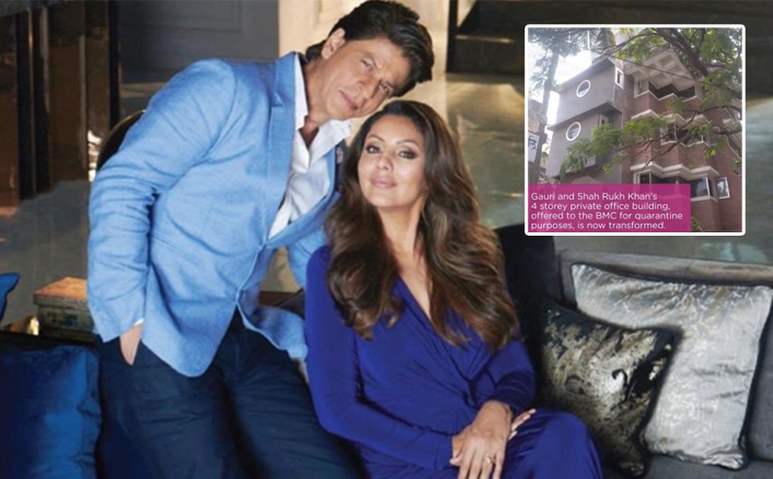 Inside Shah Rukh Khan & Gauri Khan's Office Which Is Now Quarantine Centre, WATCH