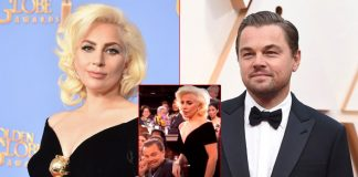Here's What Happened Next After Leonardo DiCaprio & Lady Gaga Shared An Awkward Moment At Golden Globes