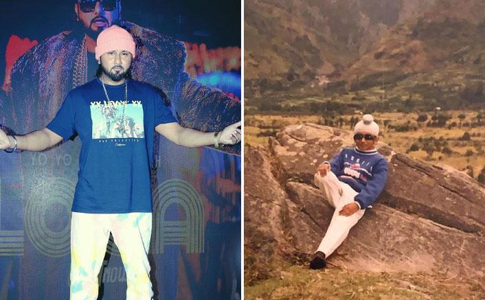 Yo Yo Honey Singh Was 'Stylish Since Birth' & Here Is The Proof