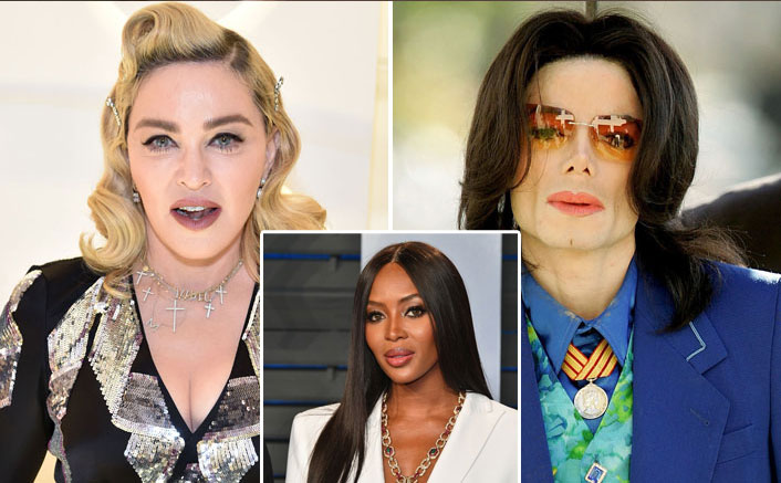 When Michael Jackson Got Offended By Madonna, Replaced Her With Naomi Campbell!