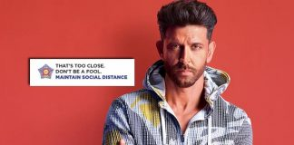Hrithik Roshan Appreciates Mumbai Police's Twitter Account For Handling Issues With Humor