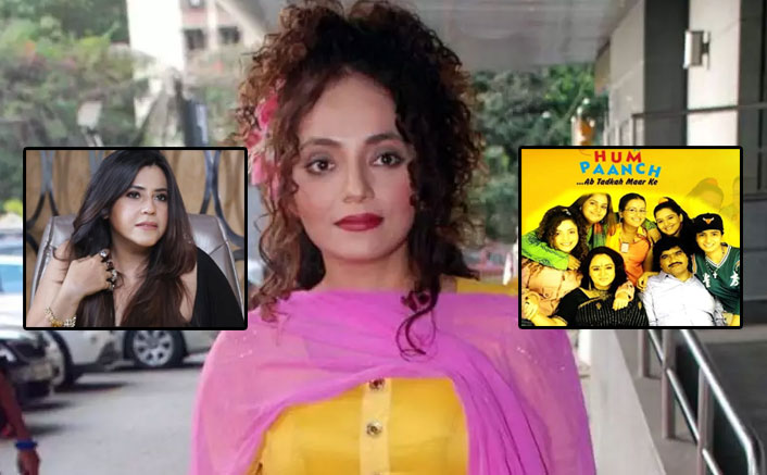 As 'Hum Paanch' Returns On TV, Rakhi Vijan AKA Sweety Gives Tribute To Ekta Kapoor Who Was 16-Years-Old Producer Of The Show