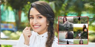 In the abode of Mother nature, Shraddha Kapoor shares an insightful post to celebrate Earth Day 2020