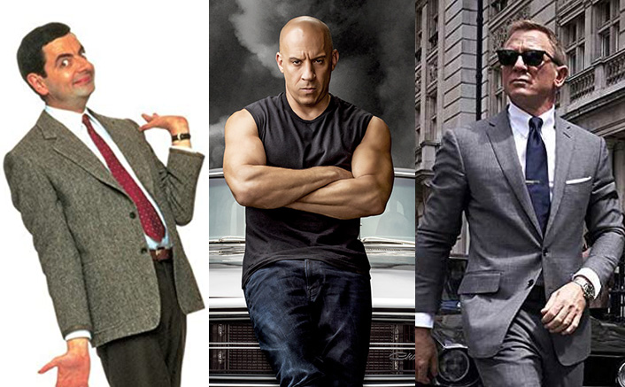 From Vin Diesel's Dominic To Rowan Atkinson's Mr. Bean, Here Are The Fictional Heroes To Keep Us Entertained
