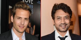 "Suits' 'Harvey Specter' Gabriel Macht On Irrfan Khan: ""One Of The Most Gentle Beings"""