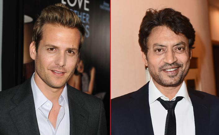 """Suits' 'Harvey Specter' Gabriel Macht On Irrfan Khan: """"One Of The Most Gentle Beings"""""""