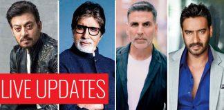 Irrfan Khan Death LIVE Updates: Amitabh Bachchan, Akshay Kumar, Ajay Devgn Pay Tribute
