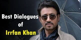 "Irrfan Khan's BEST Dialogues - From D-Day To Yeh Saali Zindagi Because Inki ""Toh Gaali Par Bhi Taali Padti Hain"""